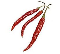 Peppers Chili Arbol Pods