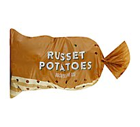 Signature Farms Potatoes Russet Prepacked - 10 Lb