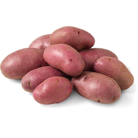 Potatoes Fingerling Red - 12 Oz