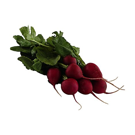 Radishes Red