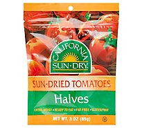 California Sun Dry Tomatoes Sun Dried Halves - 3 Oz