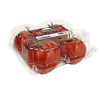 Tomatoes Hot House Prepacked - 4 Count