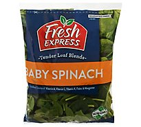 Fresh Express Greens Baby Spinach Salad - 5 Oz