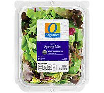 O Organics Organic Mixed Baby Greens - 5 Oz