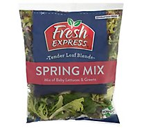 Fresh Express Salad Greens Spring Mix - 5 Oz