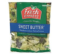 Fresh Express Greens Sweet Butter Salad - 6 Oz