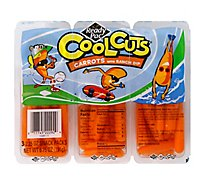 Ready Pac Cool Cuts Carrots With Ranch Dip - 3-2.25 Oz