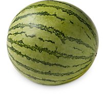 Organic Mini  Seedless Watermelon