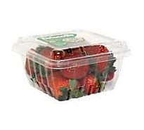 Strawberries Organic Prepacked - 8.8 Oz