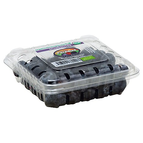 Blueberries Organic Prepacked - 6 Oz.
