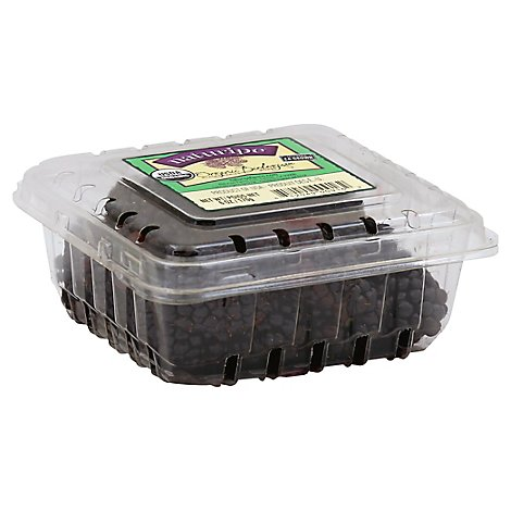 Blackberries Organic Prepacked - 6 Oz