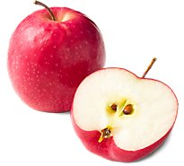 Organic Pink Cripps Apple