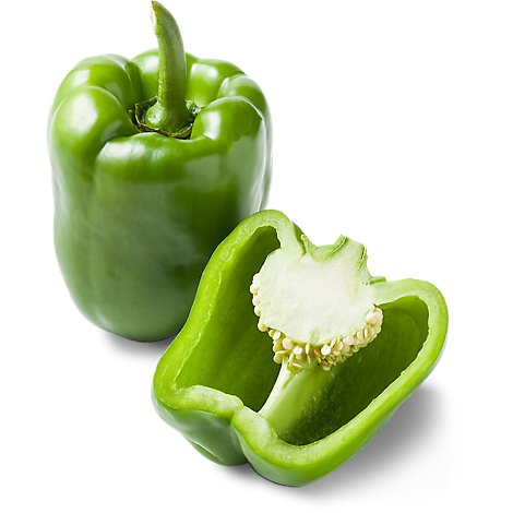 Organic Green Bell Pepper