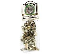 Mushrooms Dried Organic Maitake Prepacked - .50 Oz