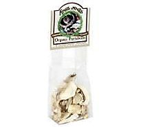 Mushrooms Dried Organic Portabello Prepacked - .50 Oz