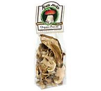 Mushrooms Dried Organic Porcini Prepacked - 1 Oz