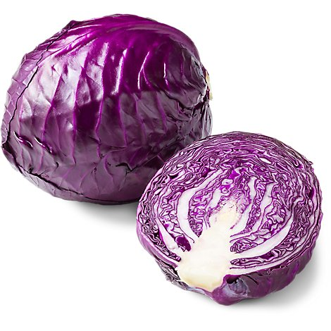 Cabbage Red Organic