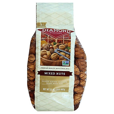 Diamond of California Nuts Mixed Nuts - 32 Oz