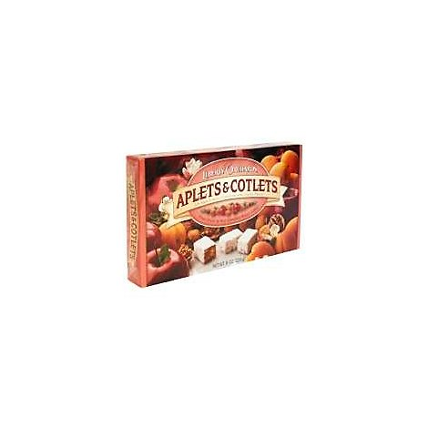 Liberty Orchards Aplets & Cotlets Gift Box - 8 Oz