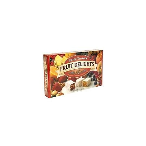 Liberty Orchards Fruit Delights Gift Box - 8 Oz