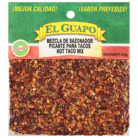 El Guapo Taco Mix Hot - 1 Oz