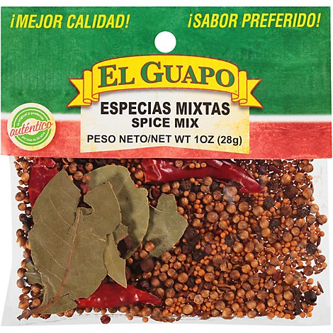 El Guapo Mixed Spices - 1 Oz