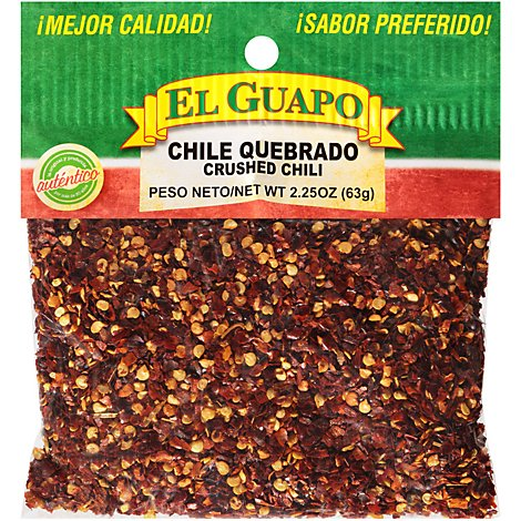 El Guapo Chili Crushed - 2.25 Oz