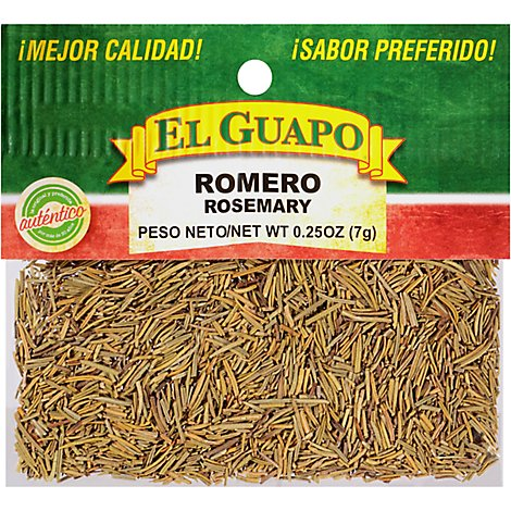 El Guapo Rosemary - 0.25 Oz