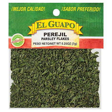El Guapo Parsley Flakes - 0.25 Oz