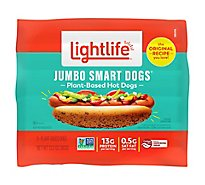 Lightlife Smart Deli Jumbos Prepacked - 13.5 Oz