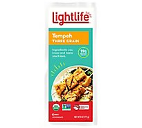 Lightlife Tempeh Three Grain - 8 Oz