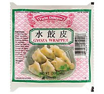 Twin Dragon Wrappers Gyoza - 12 Oz