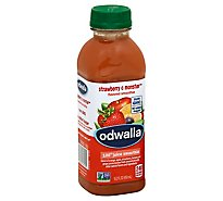Odwalla Flavored Smoothie Blend Strawberry C Monster - 15.2 Fl. Oz.