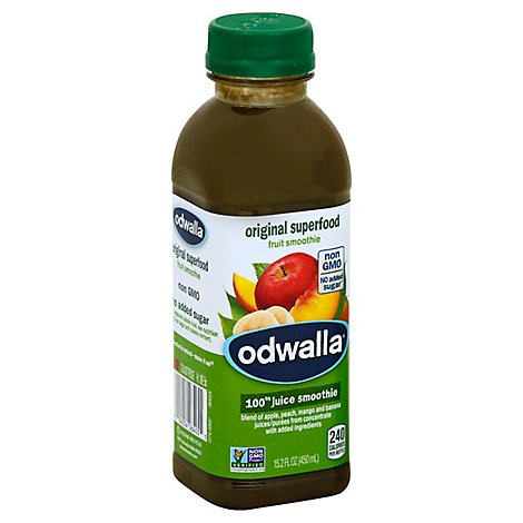 Odwalla Flavored Smoothie Blend Original Superfood Premium - 15.2 Fl. Oz.