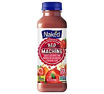Naked Juice Smoothie Boosted Red Machine - 15.2 Fl. Oz.