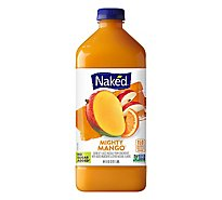 Naked Juice Smoothie Pure Fruit Mighty Mango - 64 Fl. Oz.