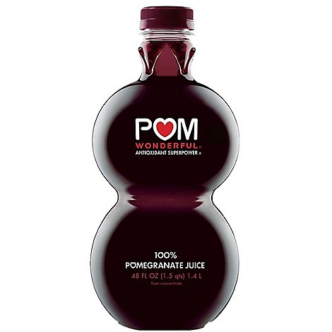 POM Wonderful 100% Juice Pomegranate - 48 Fl. Oz.