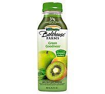 Bolthouse Farms Green Goodness 100% Fruit Juice Smoothie - 15.2 Fl. Oz.