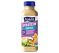 Naked Juice Smoothie Protein Protein Zone - 15.2 Fl. Oz.