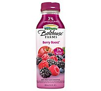 Bolthouse Farms 100% Fruit Juice Smoothie Berry Boost - 15.2 Fl. Oz.
