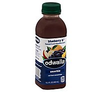 Odwalla Flavored Smoothie Blend Blueberry B - 15.2 Fl. Oz.