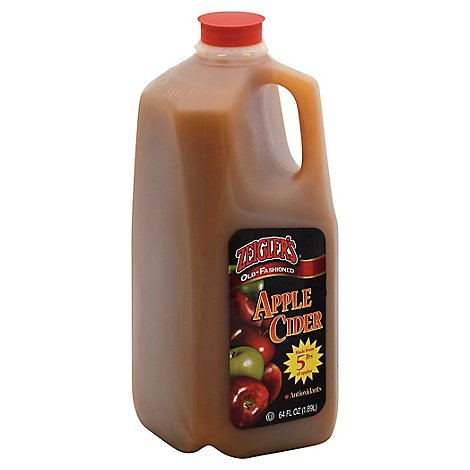 Zeiglers Apple Cider Old Fashioned - 64 Fl. Oz.