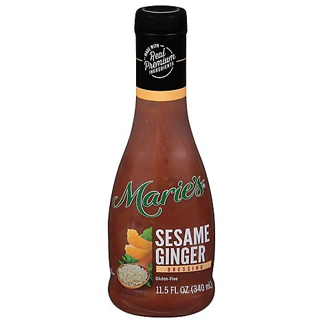 Maries Dressing Sesame Ginger - 11.5 Fl. Oz.