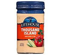 Litehouse Dressing & Dip Thousand Island - 13 Fl. Oz.