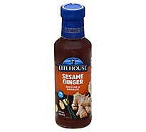 Litehouse Dressing & Marinade Sesame Ginger - 12 Fl. Oz.