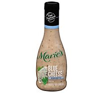 Maries Blue Cheese Vinaigrette Dressing - 11.5 Fl. Oz.