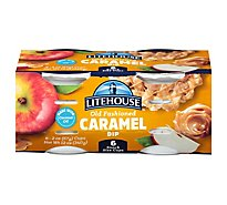 Litehouse Dip Fruit Original Caramel Apple - 6-2 Oz