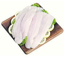 Seafood Counter Fish Basa Fillet Frozen - 1.00 LB