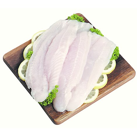 Seafood Counter Fish Basa Fillet Frozen Value Pack - 1.00 LB