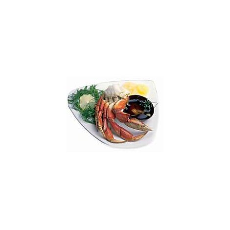Seafood Counter Fresh Cooked Cleaned Dungeness Crab - 1.75 LB (Subject To Availability)
